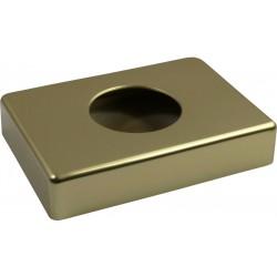 Holder for box of sanitary bag - gold