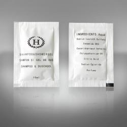 Shampoo and shower gel ( 12ml )