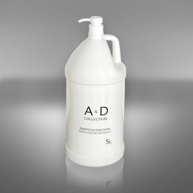 Shampoo und Conditioner 5L
