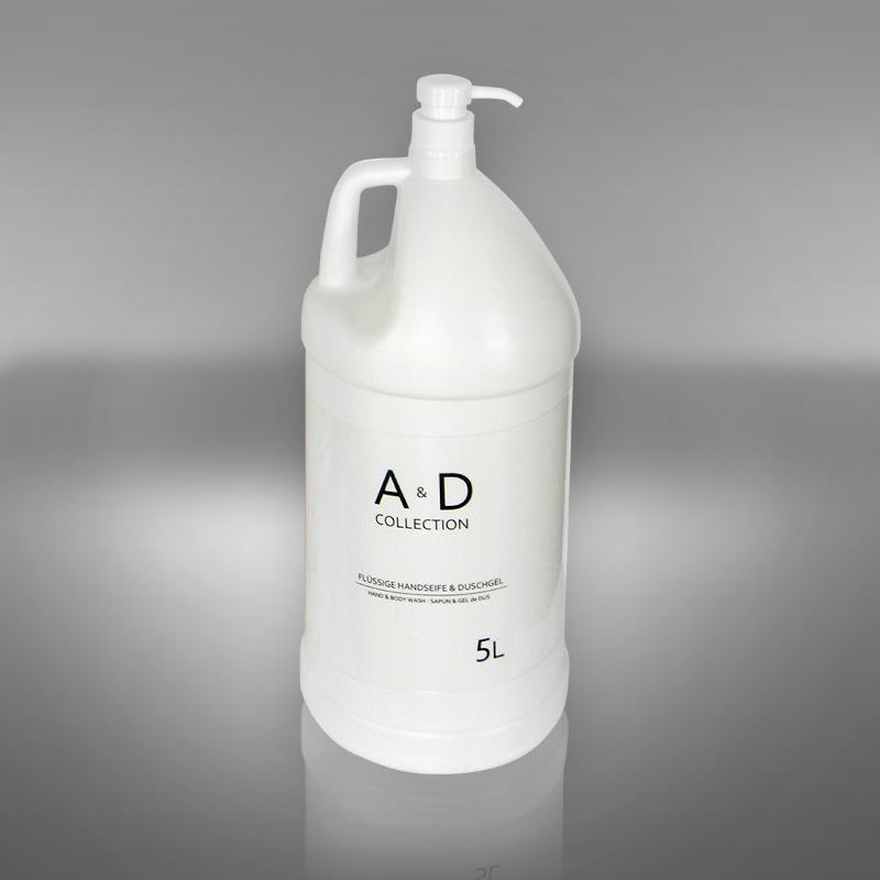 Liquid soap and shower gel 5L