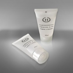 Shampoo and shower gel 30 ml