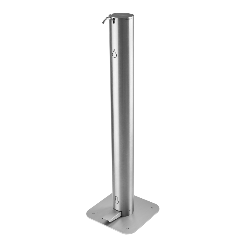 Hand Sanitizer Dispenser Stand - big
