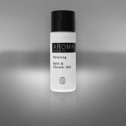 Shampoo and shower gel 30 ml Aroma