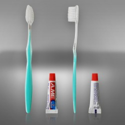 Toothbrush with toothpaste 6g