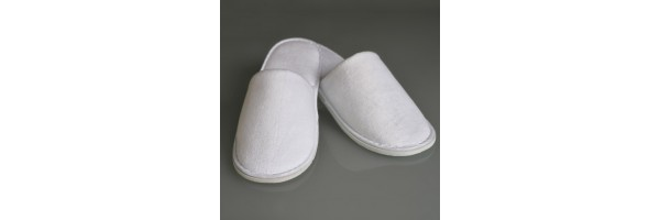 Slippers closed